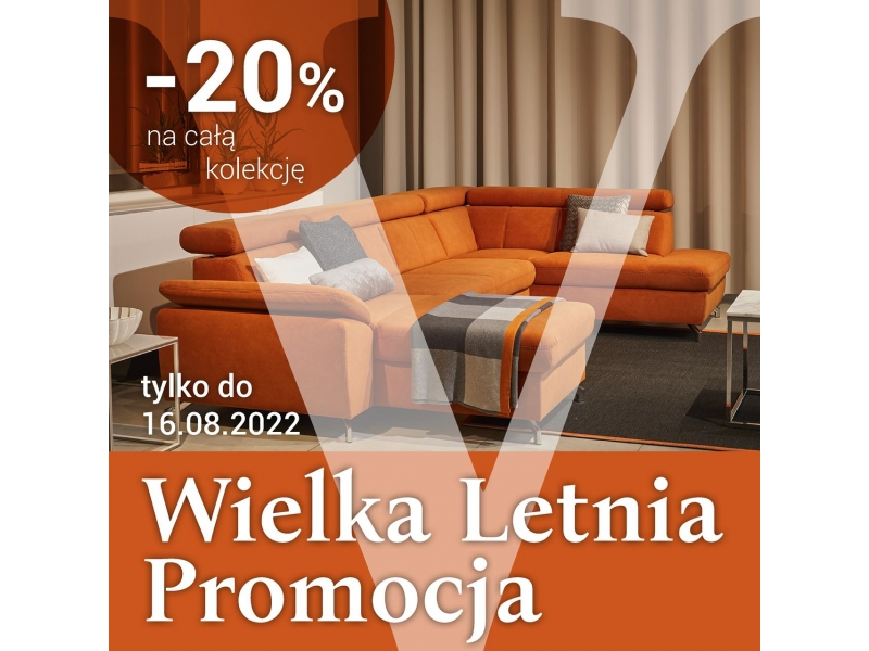 Rabat 10 na meble firmy Vero