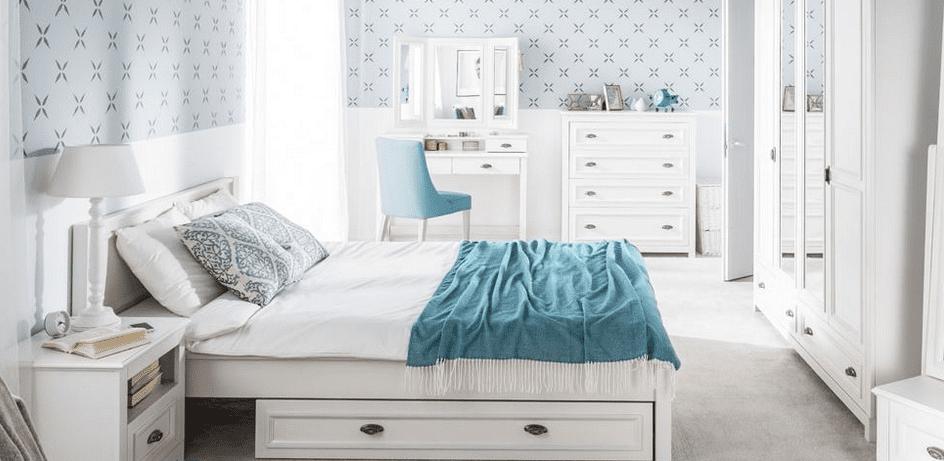 kolekcje gotowych sypialni