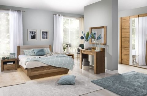 Velvet sypialnia