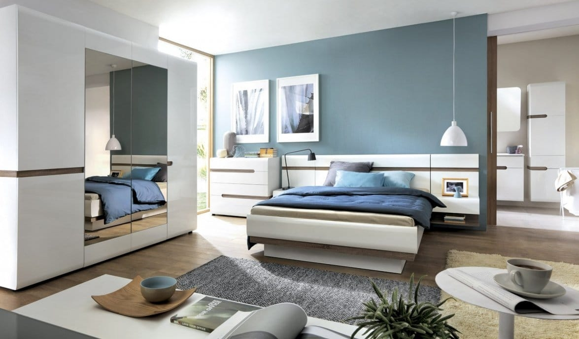 Linate sypialnia