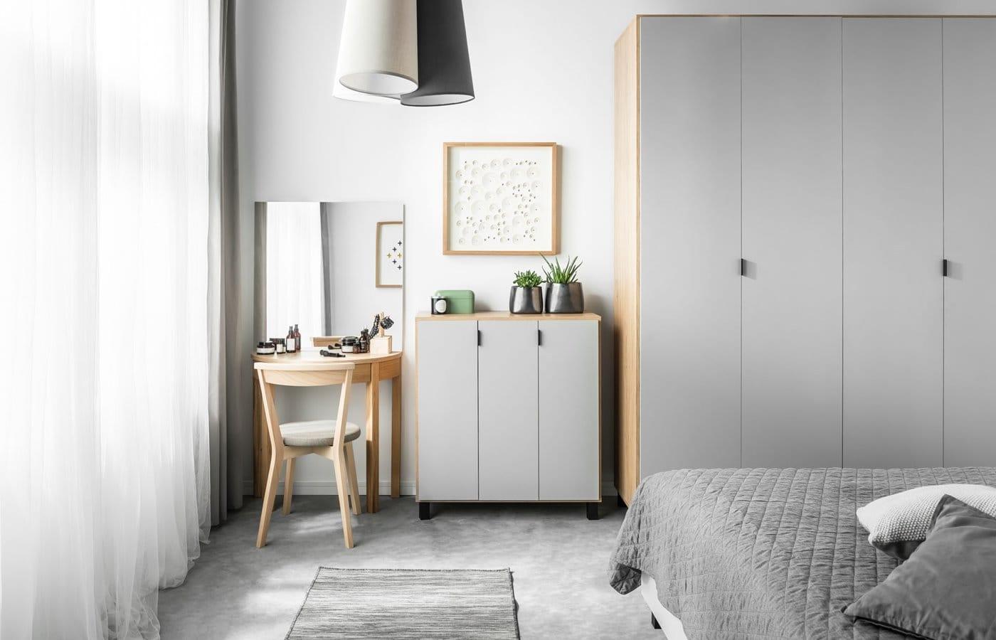 Simple sypialnia