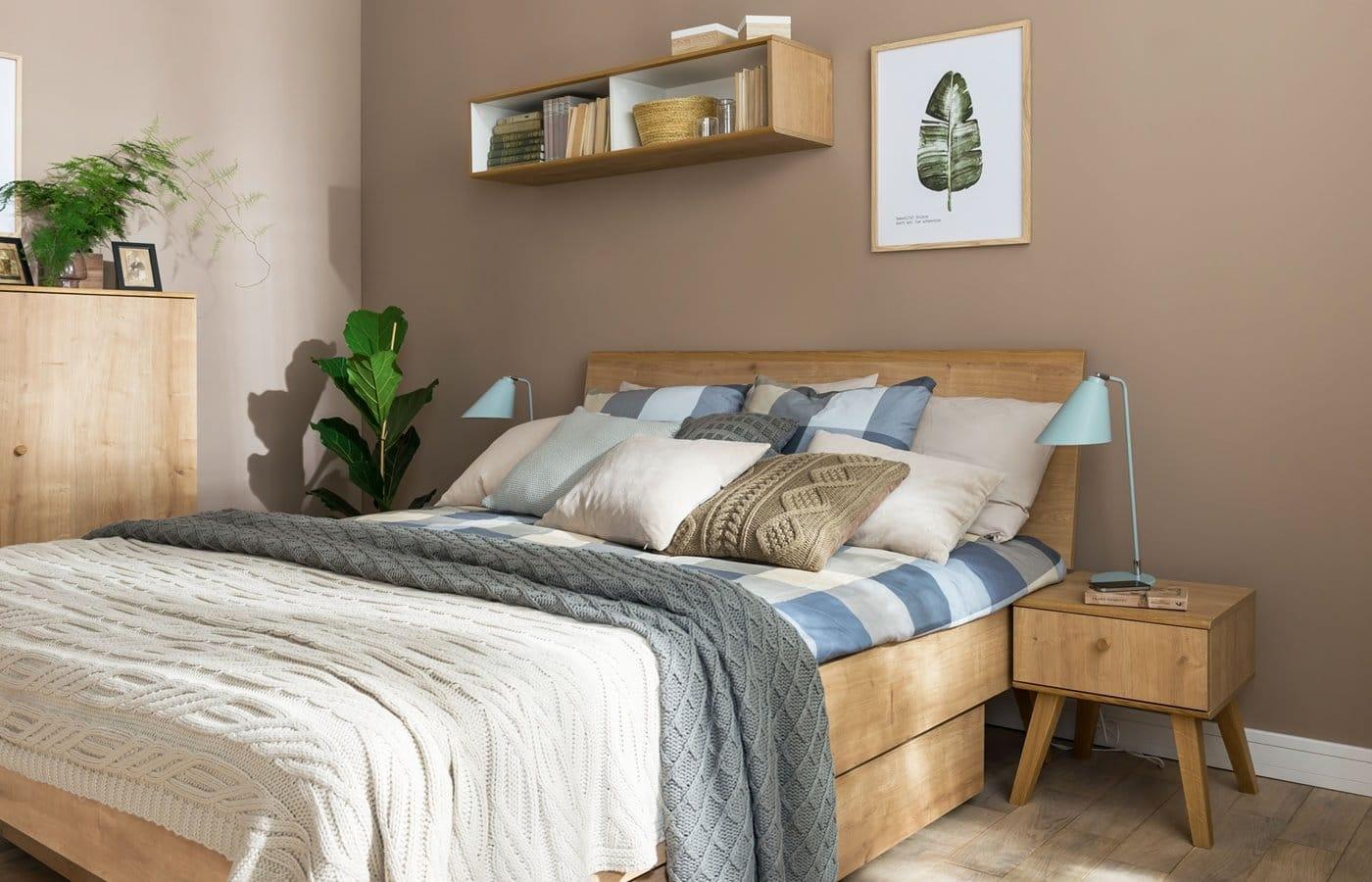 Nature sypialnia